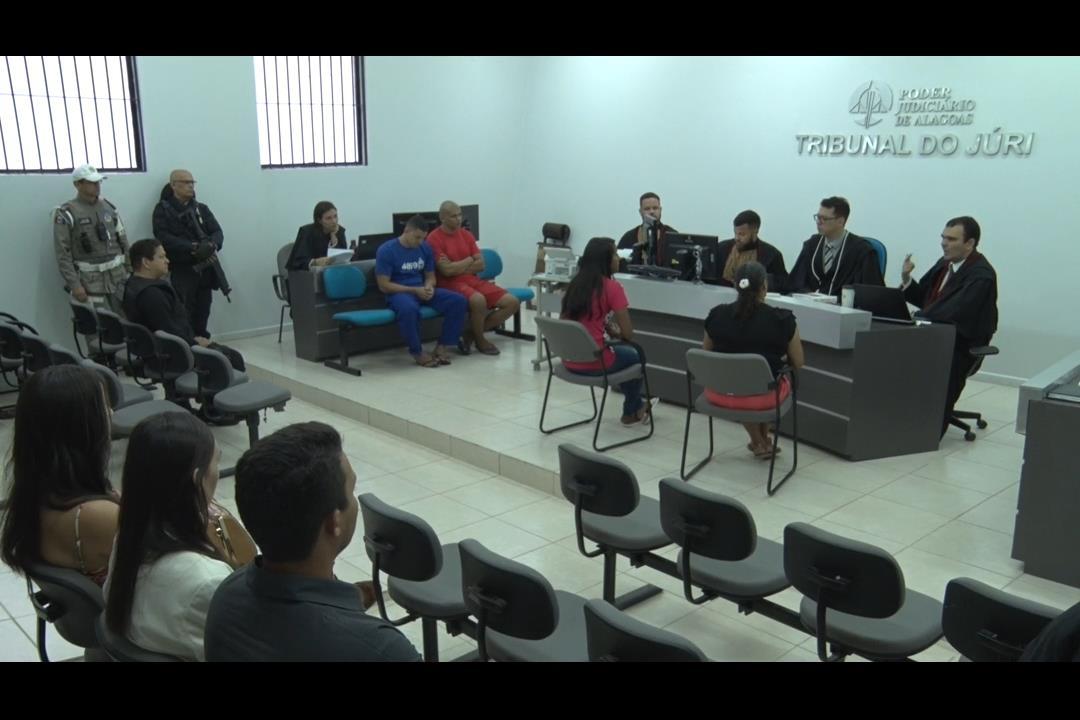 Júri condena acusado de assalto e tentativa de homicídio contra PMs